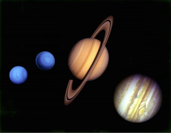 NASA Says Gas Giants May Have Formed Differently Than We ...